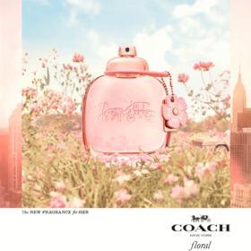 Perfume Coach Floral Feminino Eau de Parfum - 100ml