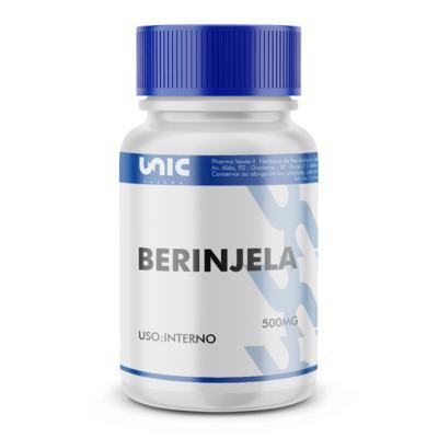 Imagem 2 do produto Berinjela 500mg - 90 Cápsulas
