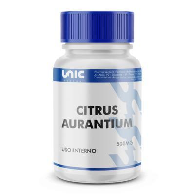 Imagem 2 do produto Citrus aurantium 500mg - 120 Cápsulas
