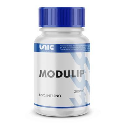 Imagem 2 do produto Modulip GC 200mg com selo de autenticidade - 60 Cápsulas