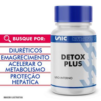Imagem 1 do produto Detox Plus