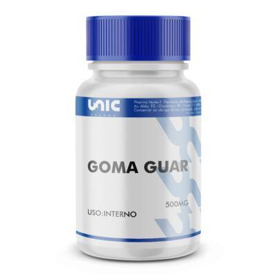 Imagem 2 do produto Goma Guar 500mg - 120 Cápsulas
