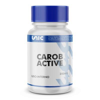 Imagem 2 do produto Carob Active 200mg - 90 Cápsulas