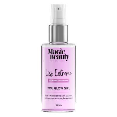Imagem 1 do produto Óleo para Cabelos Magic Beauty - You Glow Girl Liss Extreme - 60ml