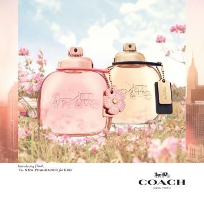 Imagem 7 do produto Coach Woman Coach -  Feminino - Eau de Parfum - 30ml
