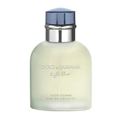 Imagem 1 do produto Light Blue Pour Homme Dolce&Gabbana - Perfume Masculino - Eau de Toilette - 125ml