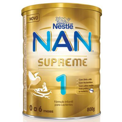 Imagem 10 do produto Formula Infantil Nan 1 - Supreme | 800g