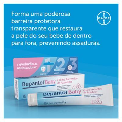 Imagem 9 do produto Bepantol Baby - caixa com 1 bisnaga com 60g de creme de uso dermatológico -