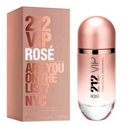 Imagem 8 do produto 212 VIP Rosé Carolina Herrera - Perfume Feminino - Eau de Parfum - 80ml
