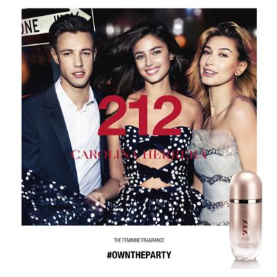 Imagem 11 do produto 212 VIP Rosé Carolina Herrera - Perfume Feminino - Eau de Parfum - 80ml