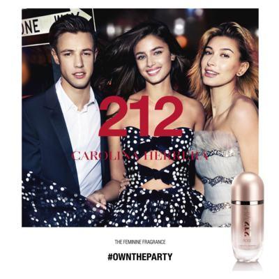 Imagem 10 do produto 212 VIP Rosé Carolina Herrera - Perfume Feminino - Eau de Parfum - 50ml