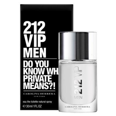 Imagem 6 do produto 212 Vip Men By Carolina Herrera Eau De Toilette Masculino - 30ml