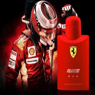 Imagem 7 do produto Scuderia Ferrari Red Ferrari Perfume Masculino - Eau de Toilette - 125ml