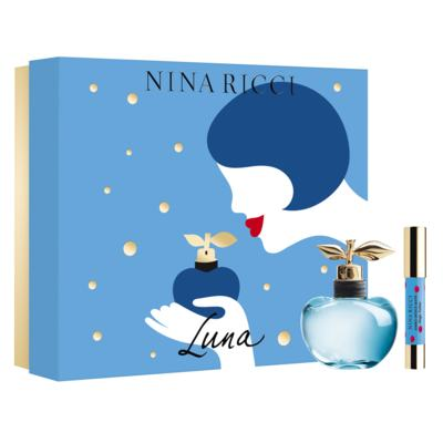 Imagem 1 do produto Nina Ricci Luna Kit - Perfume  EDT + Batom - Kit