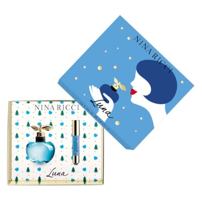 Imagem 2 do produto Nina Ricci Luna Kit - Perfume  EDT + Batom - Kit