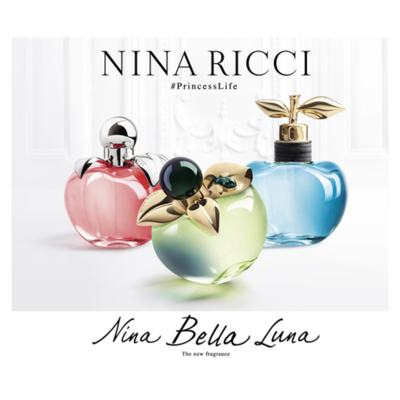 Imagem 4 do produto Nina Ricci Luna Kit - Perfume  EDT + Batom - Kit