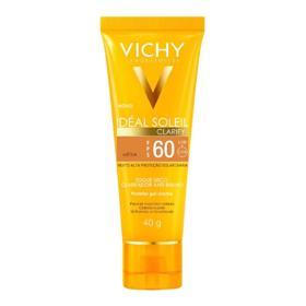 Idéal Soleil Clarify FPS 60 Vichy -  Protetor Solar - Extra Clara