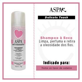 Shampoo A Seco Aspa Necessaire - Delicate Touch   150ml