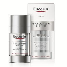 Sérum Eucerin Hyaluron Filler Efeito Peelin - Noite | 30mL