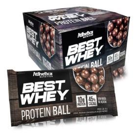 Best Whey Potein Ball 50g - Atlhetica Nutrition - Best Whey Potein Ball 50g - Atlhetica Nutrition - Cookies&Cream