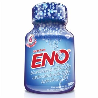 Imagem 5 do produto Sal de Frutas Eno - frasco com 100g de pó efervescente de uso oral, tradicional -