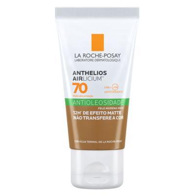 Imagem 14 do produto Protetor Solar Facial com Cor La Roche-Posay - Anthelios Airlicium Fps70 - Morena Mais