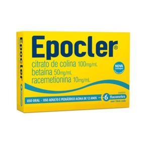 Epocler Sabor Abacaxi 1 flaconete de 10mL - 10ml