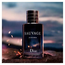 Sauvage Dior - Perfume Masculino - Eau de Parfum - 60ml