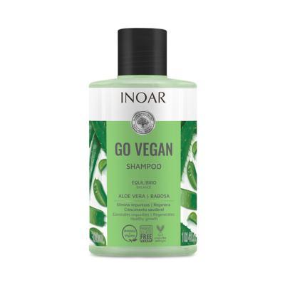 Inoar Go Equilibrio Aloe Vera e Babosa - Shampoo - 300ml