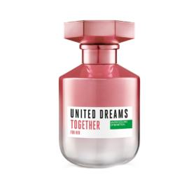 United Dreams Together Benetton - Perfume Feminino Eau de Toilette - 80ml