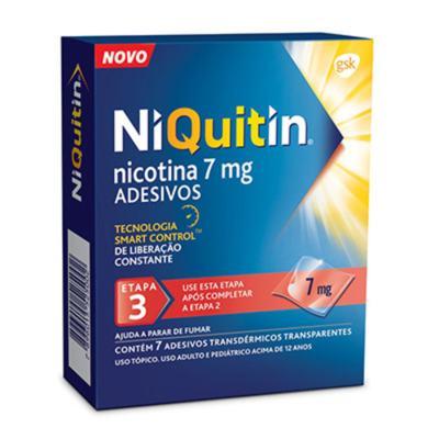 Niquitin - 7mg   7 adesivos transdérmicos