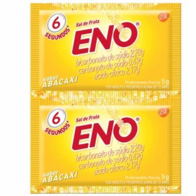 Sal de Fruta Eno - Abacaxi   2 unidades