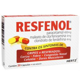 Resfenol - 200 cápsulas