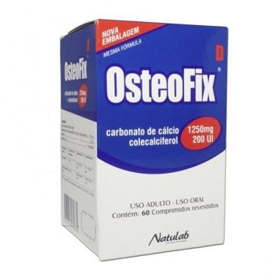 Osteofix - 500mg + 200UI   60 comprimidos