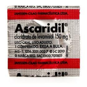 Ascaridil - 150mg | 1 comprimido