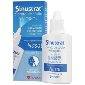 Sinustrat Nebulizadora - 9mg/ml | 30ml