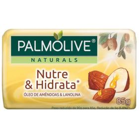 Sabonete em Barra Palmolive Naturals - Nutre e Hidrata | 85g