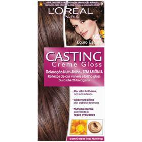 Tintura Semi-Permanente Casting Creme Gloss - 600 Louro Escuro | 1 unidade