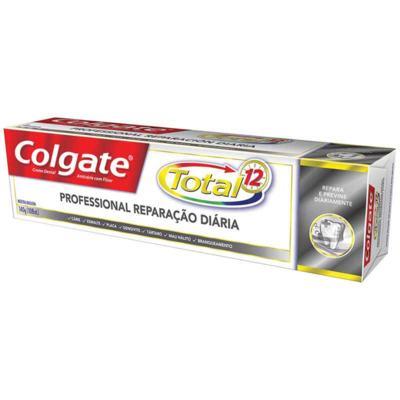 Creme Dental Colgate Total12 Professional - Reparação Diária | 140g