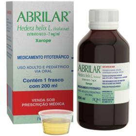 Abrilar Xarope - 35mg | 200ml