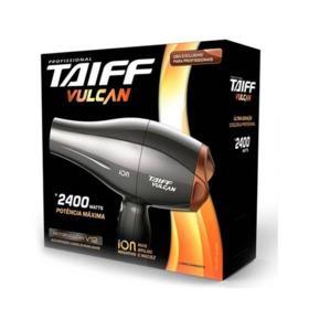 Secador Taiff Vulcan Ion - 220v | 2400w