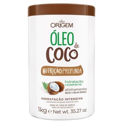 Creme de Tratamento Origem Nazca - Óleo de coco max | 1kg