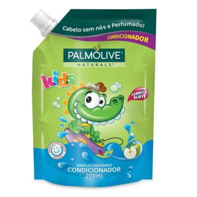 Condicionador Infantil Palmolive Refil - Naturals Kids Cacheados   200mL