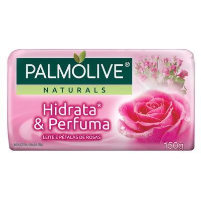 Sabonete em barra Palmolive Naturals - Hidrata e Perfuma   150g