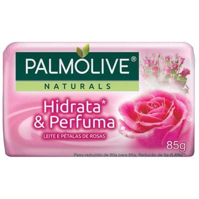 Sabonete em Barra Palmolive Naturals - Hidrata e Perfuma 85g | 85g