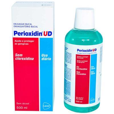 Enxaguatório Bucal Perioxidin UD - Sem álcool | 500ml