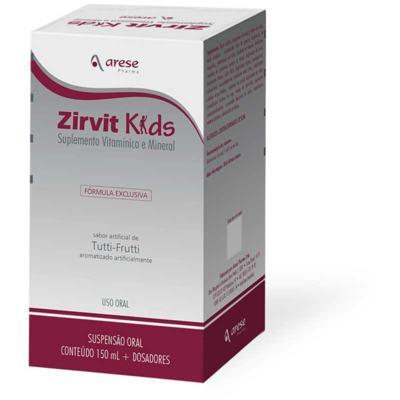 Zirvit Kids Suspenção Oral - 150ml