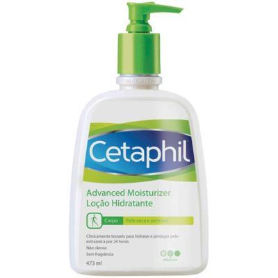 Loção Hidratante Cetaphil Advanced - 473g