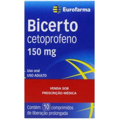 bicerto - 150mg | 10 comprimidos de liberação Prolongada