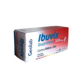 Ibuvix - 300mg   20 comprimidos